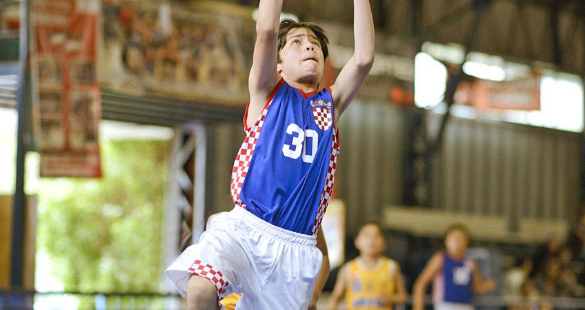 basquetbol estadio croata